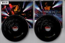 """ZAZIE """"Made In Live"""" (2 CD) 1999"""
