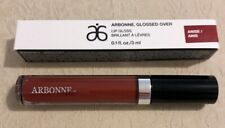 Arbonne Glossed Over Lip Gloss Anise warm brick color, reddish Discontinued New