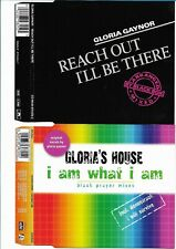 GLORIA GAYNOR - Reach Out I'll Be There + I Am What I Am/ I Will Survive 2CDS