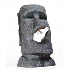 BIG MOAI Taschentuchspender NEU/OVP Kleenex Box Kosmetiktuch Halter Osterinsel