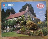 Vintage Milton Bradley jigsaw puzzle