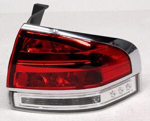 OEM Lincoln MKX Right Passenger Side LED Tail Lamp BA1Z-13404-A Lens Chip