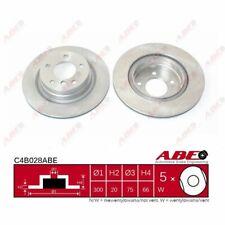 Bremsscheibe, 1 Stück ABE C4B028ABE