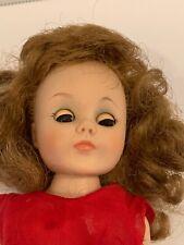 "10"" 1958 Vintage American Character Brunette Toni Doll Fashion High Heel"