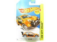 Hotwheels Fast 4WD Orange HW Off Roads 110/365 Long Card 1 64 Scale Sealed