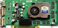 SCHEDA VIDEO GRAFICA PCI EXPRESS GEFORCE QUADRO FX1300 128MB DDR 256BIT 2 DVI