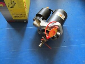 Starter Bosch For Fiat Tempra 1.8ie And 2.0ie, Tipo 1.6 Spi, 1.8, Lancia Dedra
