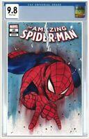 Amazing Spider-Man #46 CGC 9.8 PRE-ORDER Peach Momoko Trade Dress Variant Comic