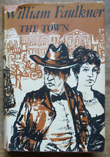 William Faulkner The Town First UK Edition with Dust Jacket 1958