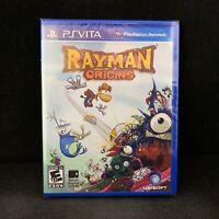 Rayman Origins (Sony PlayStation Vita / PS Vita) BRAND NEW / Region Free