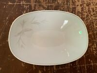 Vintage Noritake China #6117 Windrift Pattern Oval Vegetable Serving Bowl