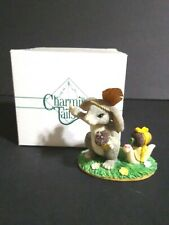 Fitz And Floyd Charming Tales Indian Impostor Rabbit