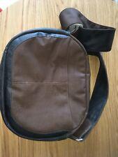 Bugaboo bb01 Carryall / Diaper Bag - In Brown Canvas