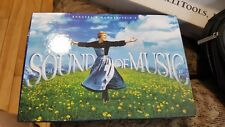 Sound Of Music Blu-Ray DVD 45th Anniverseary Edition 4 Disc Set Box complete