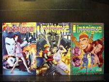 Intrigue #1-3 Image Comics (1999) Howard Shum (W) Kaare Andrews (A) VF
