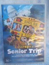 SENIOR TRIP(NATIONAL LAMPOON)MATT FREWER  DVD M R4