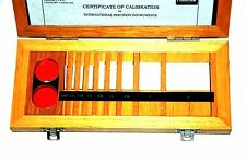 Fowler 53-684-003 Calibration Set with Ceramic Blocks and Optical Flats