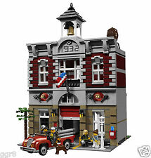 *NEW* *RETIRED* LEGO CREATOR FIRE BRIGADE STATION 10197 MODULAR BUILDING SERIES