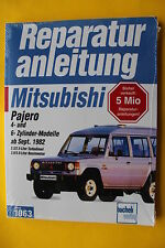 Reparaturanleitung Mitsubishi Pajero L040 ab 1982  2,3 2,5 2,6 3,0 Handbuch