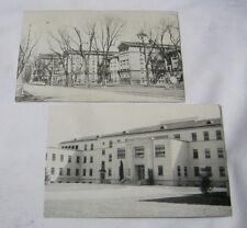 Winnebago State Hospital Wi Vintage Postcards  T*