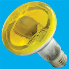 Ampoules jaunes E27 pour la maison