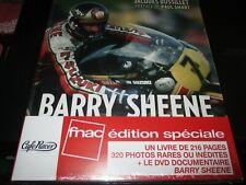 """COF LIVRE + DVD NEUF """"BARRY SHEENE ET LA 500 SUZUKI : LA FABRIQUE D'UN CHAMPION"""""""