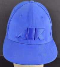 Blue Nike logotipo bordado béisbol Sombrero de marca Air Gorra Ajustada 57f497e1dc7