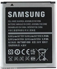 Samsung Cell Phone Battery Galaxy Ace II 2 X GT-S7560M GT-S1560M 3.8V 1500mAh