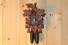 Classic German Black Forest 8 Day Cuckoo Clock