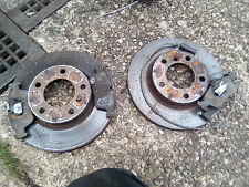 bmw e36 318is coupe front brake discs and pads