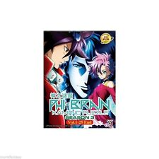 DVD Phi Brain: Kami No Puzzle Season 3 (TV 1 - 25End) DVD + Free Gift