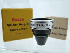 VINTAGE KODAK 9MM WIDE ANGLE CONVERTER MOVIE CAMERA LENS