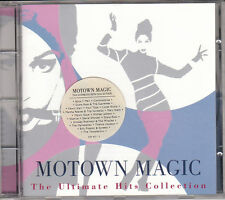 MOTOWN MAGIC - THE ULTIMATE HITS COLLECTION - CD (COME NUOVO)