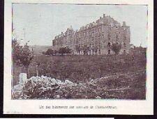 1918  --  CASERNES  CHAUVONCOURT  M153