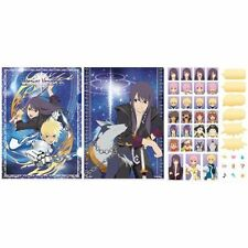 Tales of Series 2 Ichibankuji G Vesperia Clear File and Stickers Prize NEW