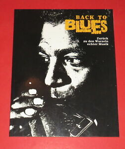 Back to the Blues - Dieter Moll -- TB