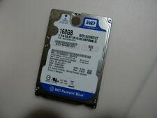 "Western Digital SCORPIO Blue 160GB 2.5"" HDD 5400RPM/8MB/SATA (WD1600BEVT)"