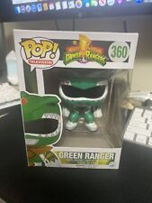 Power Rangers Funko POP! TV Green Ranger Vinyl Figure #360