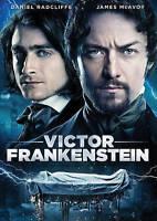 Victor Frankenstein (2015) DVD