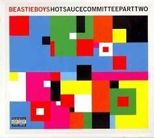 Beastie Boys Hot Sauce Committee Part 2 UK CD Digipack Capitol 2011 Rap Hip Hop
