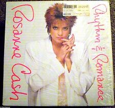 """ROSANNE CASH - Rhythm & Romance (Columbia 1985) """"Second To No One"""",""""Hold On"""""""