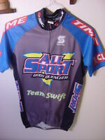 SQUADRA TEAM SWIFT CYCLING JERSEY MADE IN USA - SIZE XS