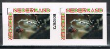 Persoonlijke decemberzegel 2011 2897 zelfklevende rolzegel paartje met nummer