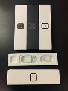 Apple Watch Box Series 4 5 40/44mm Original Packaging with Genuine Accessories