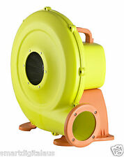 jumping castle blower, air blower for bounce castles & inflatables 1 HP / 750W