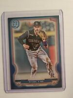 Baseball Card Trevor Story 197/250 Indigo Parallel!! Topps Gypsy Queen 2020!!