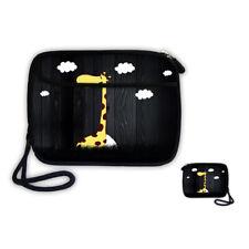 "Giraffe Portable Case Bag Pouch For 2.5"" External Hard Drive Disk/Phone/Earphone"