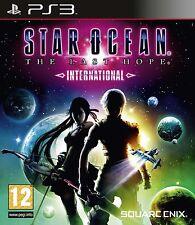 PS3 PS 3 Spiel Star Ocean - The Last Hope (International)  Neu