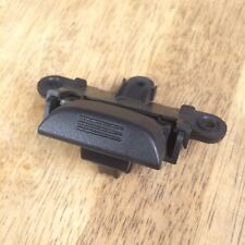 2000-2006 Nissan Sentra Black Center Dash Storage Compartment Latch Button OEM
