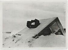 Flugmeldeposten. Orig.-Pressephoto, von 1942